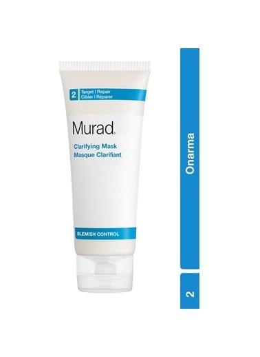 Murad Clarifying Mask - Kil Maskesi 75 gr Renksiz